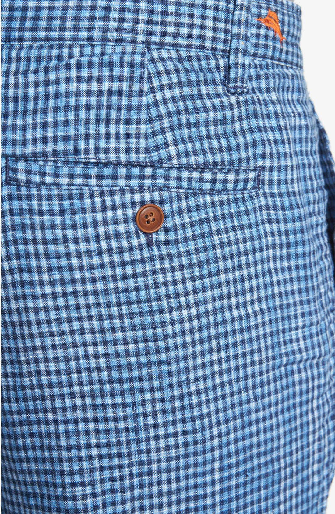 Alternate Image 3  - Tommy Bahama 'Checka Colada' Shorts