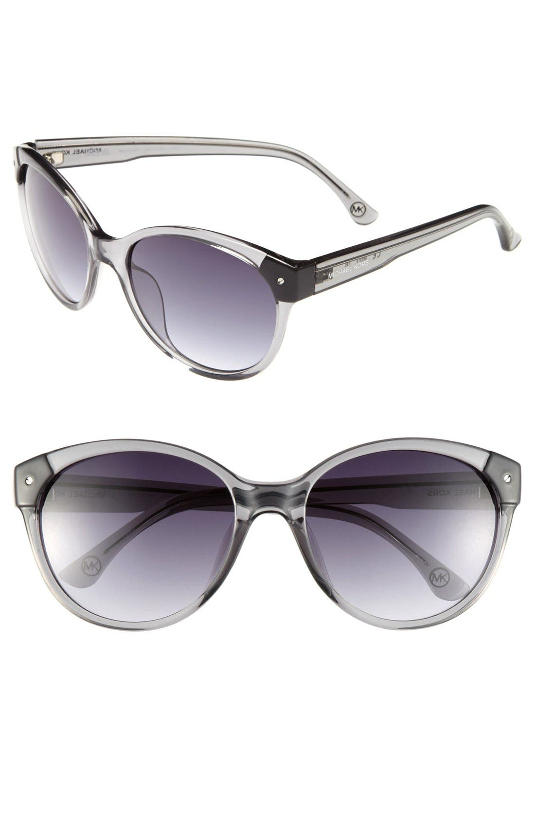 Main Image - MICHAEL Michael Kors 'Savannah' 58mm Sunglasses