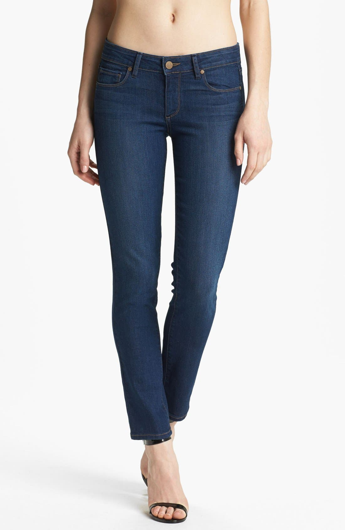 Alternate Image 1 Selected - Paige Denim 'Skyline' Ankle Jeans (Libby)