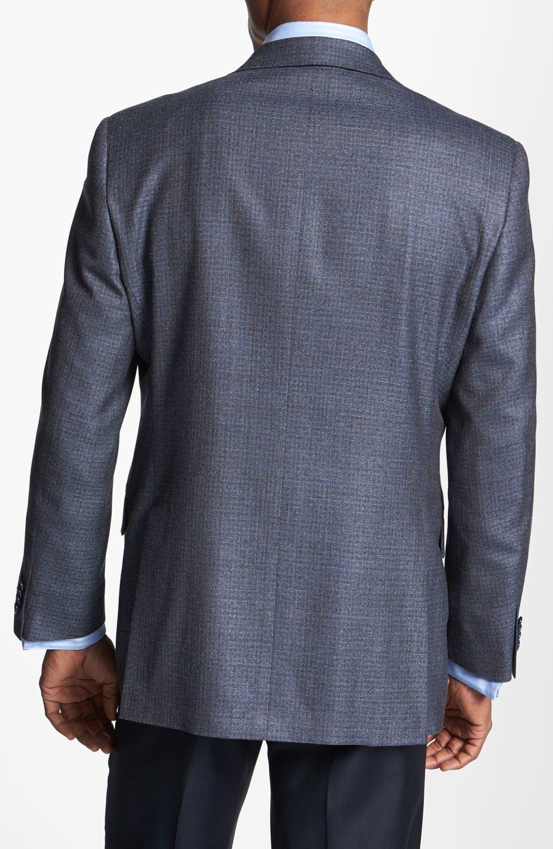 Alternate Image 3  - Hart Schaffner Marx Silk Blend Sportcoat
