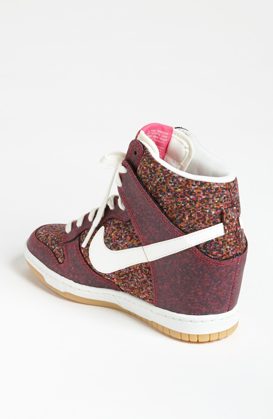 Alternate Image 2  - Nike 'Dunk Sky Hi Liberty' Hidden Wedge Sneaker (Women)