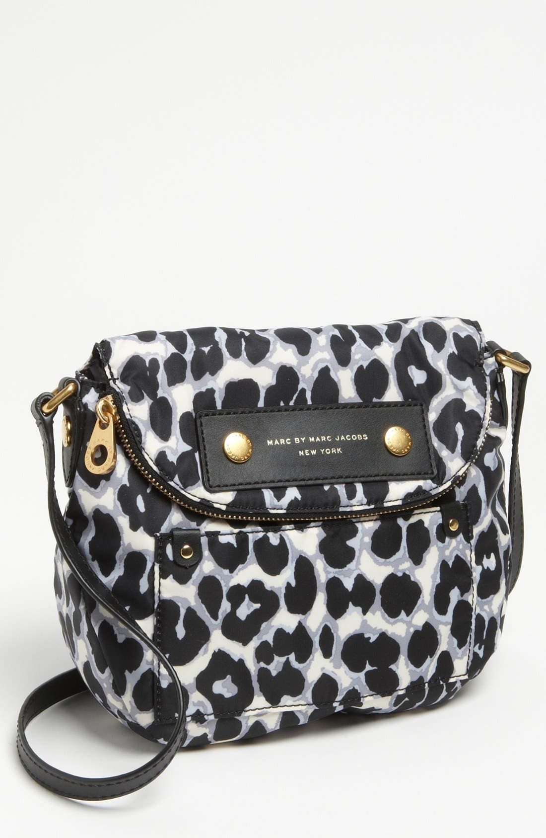 Main Image - MARC BY MARC JACOBS 'Preppy Nylon Natasha - Mini' Crossbody Bag