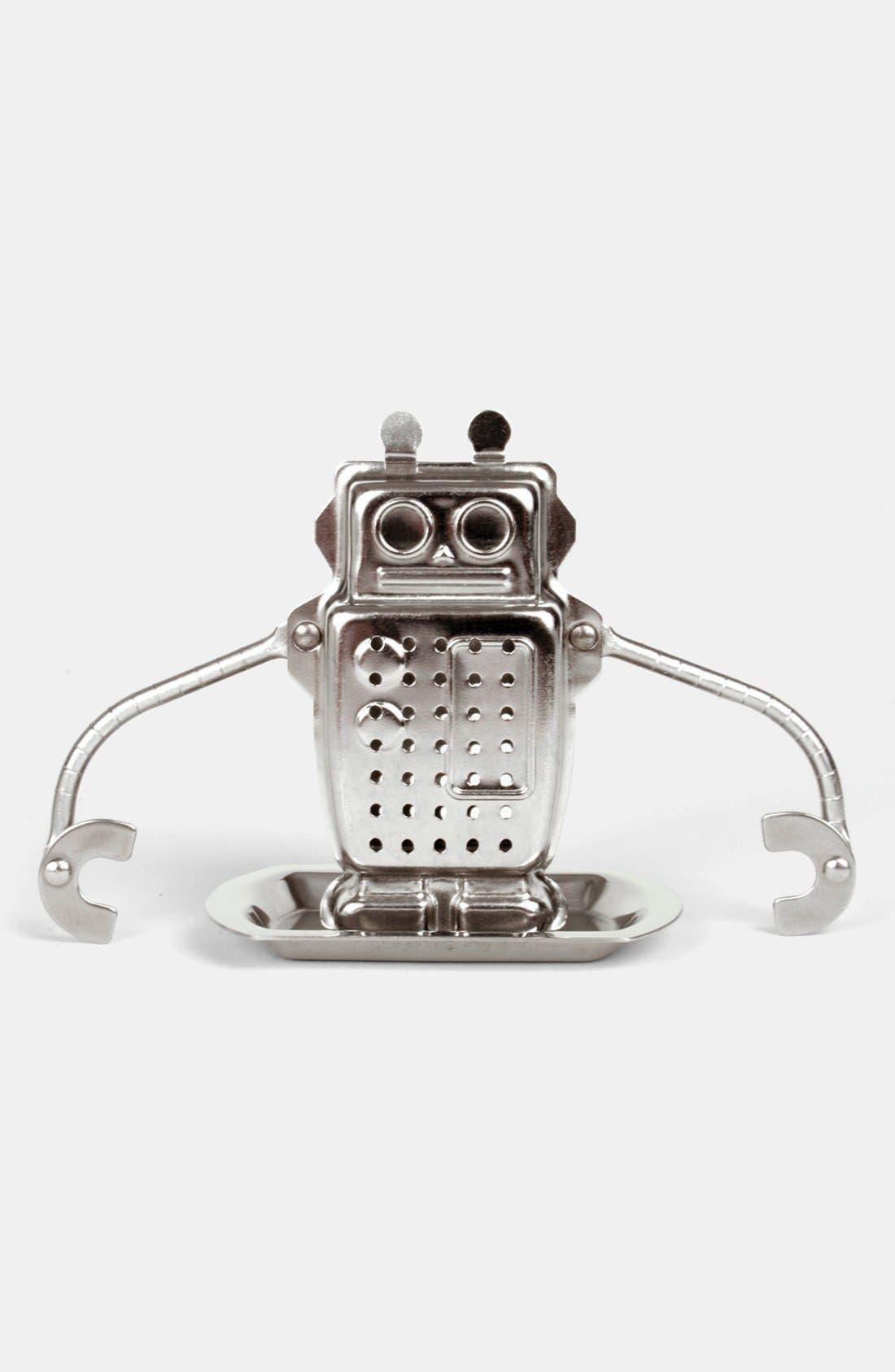 Alternate Image 2  - Kikkerland Design Robot Tea Infuser