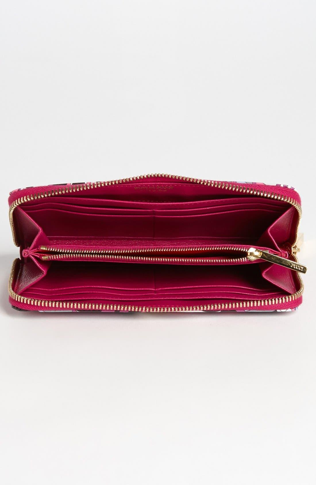 Alternate Image 3  - Emilio Pucci 'Baby Neo Singapore - Large'  Zip Around Wallet