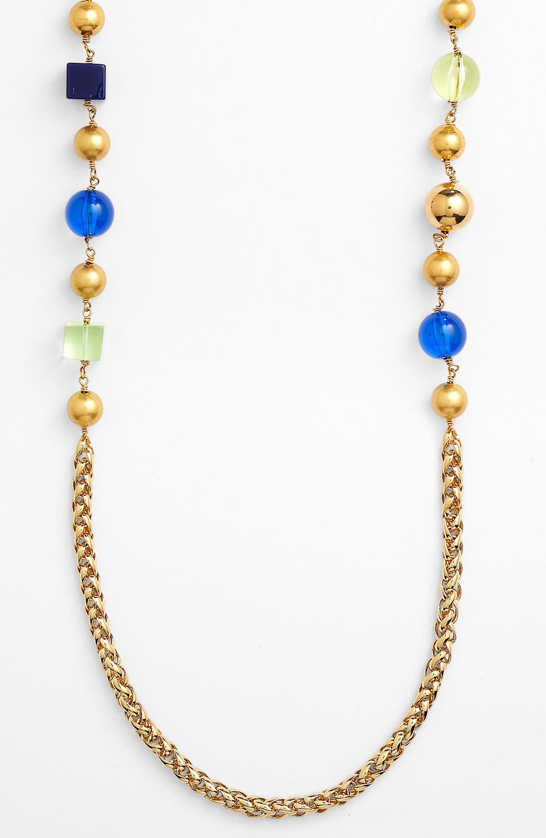 Alternate Image 2  - MARC BY MARC JACOBS 'Ball & Chains' Long Station Necklace