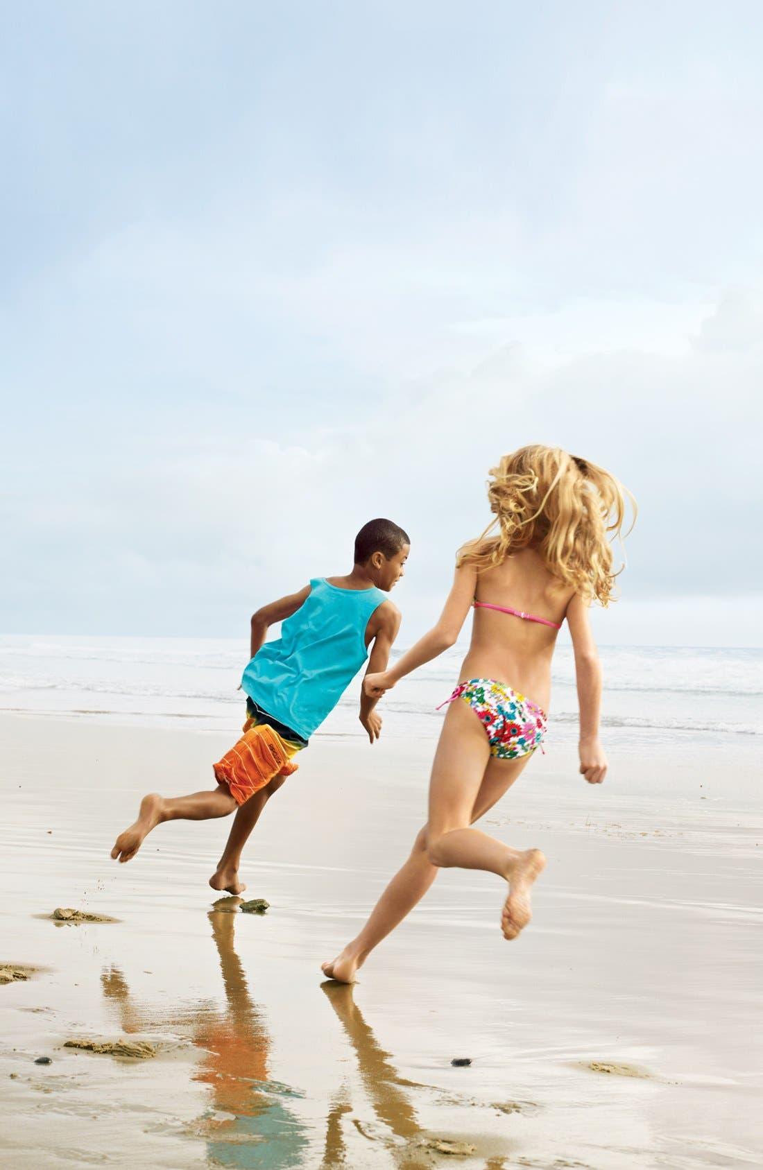 Alternate Image 3  - Tucker + Tate Two Piece Swimsuit (Big Girls)