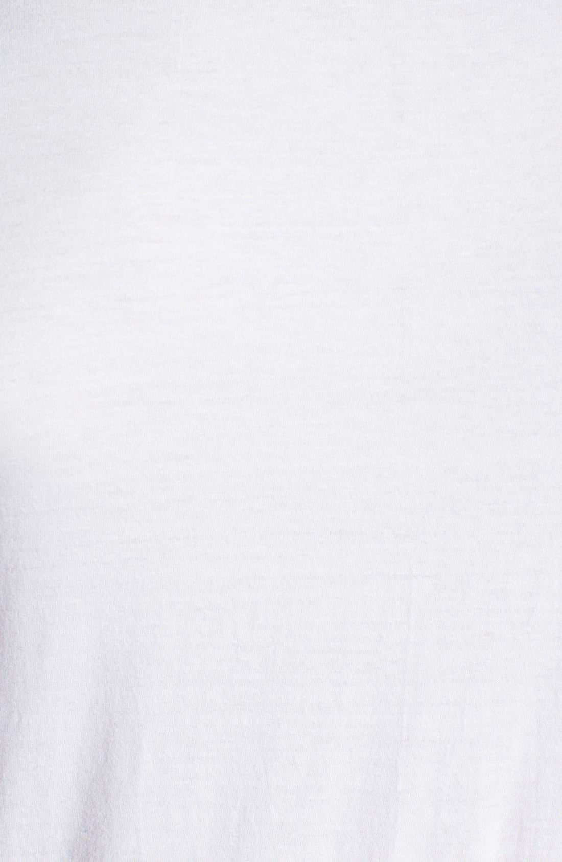 Alternate Image 3  - Bowery Supply 'Mustache Girl' Graphic T-Shirt