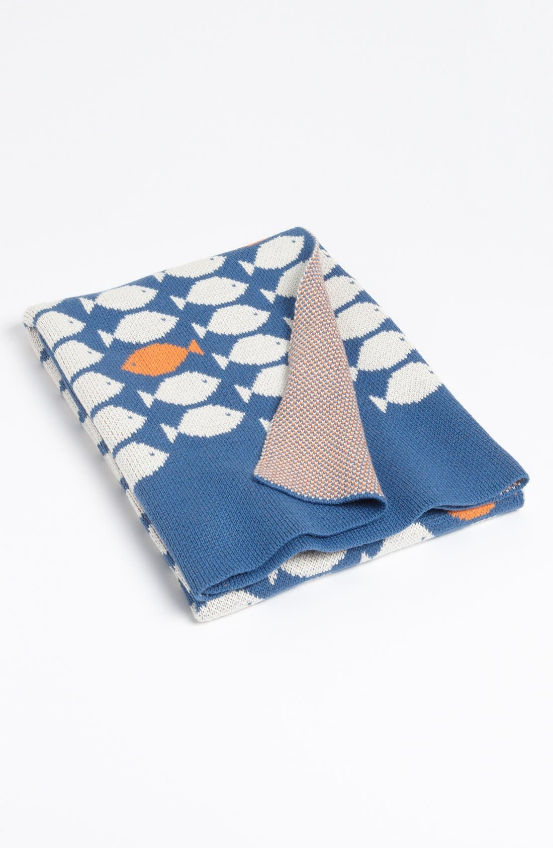 Alternate Image 1 Selected - Stem Baby 'Fashion' Organic Cotton Blanket