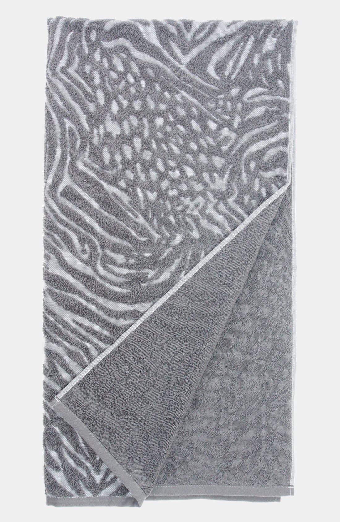 Alternate Image 1 Selected - Nordstrom at Home Animal Jacquard Bath Towel