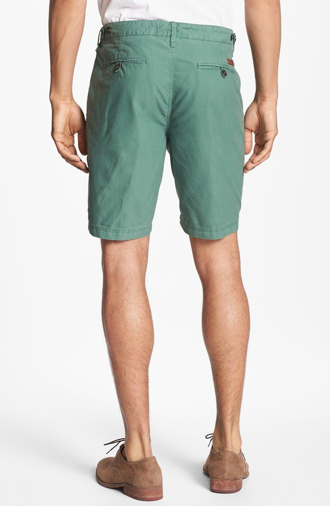 Alternate Image 2  - Burberry Brit Classic Chino Shorts