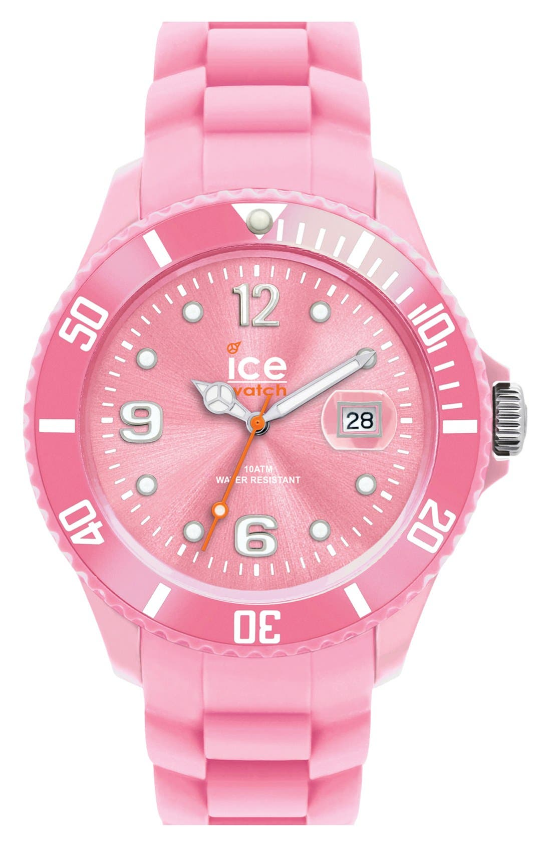 Main Image - ICE Watch 'Ice-Forever' Silicone Bracelet Watch, 43mm