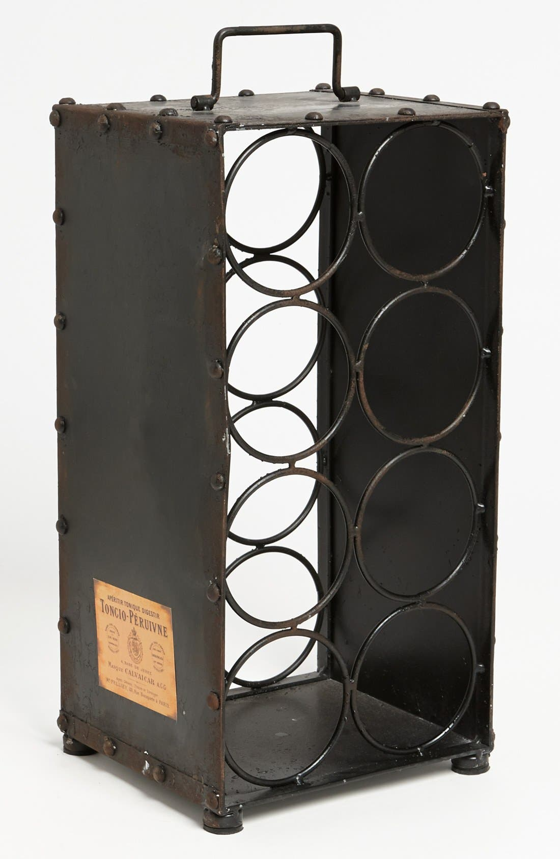 Alternate Image 1 Selected - Vintage Crate Wine Holder