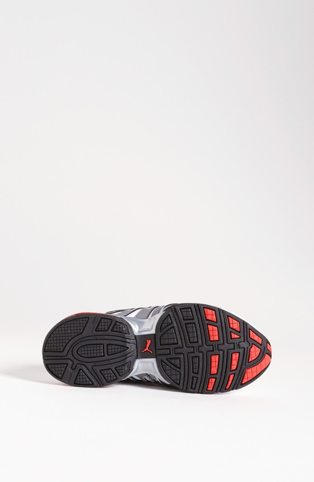 Alternate Image 4  - PUMA 'Voltaic 3' Sneaker (Toddler, Little Kid & Big Kid)