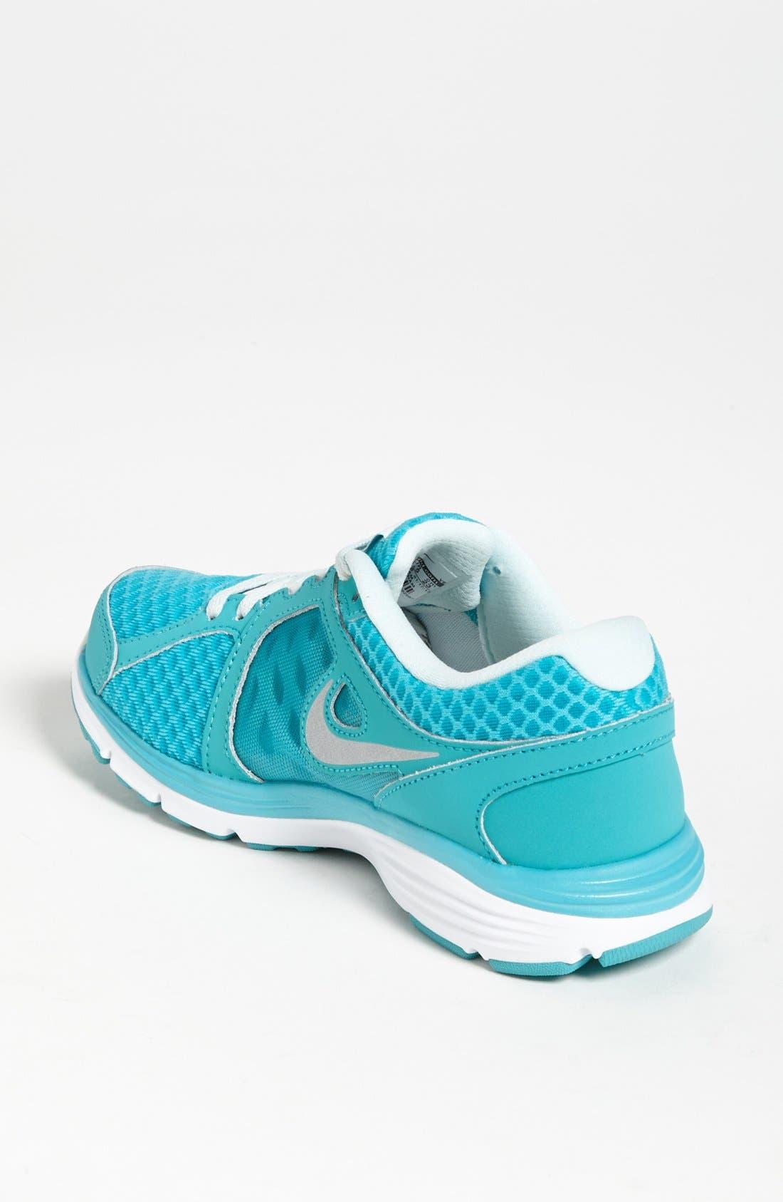 Alternate Image 2  - Nike 'Dual Fusion Run Breathe' Running Shoe (Women)