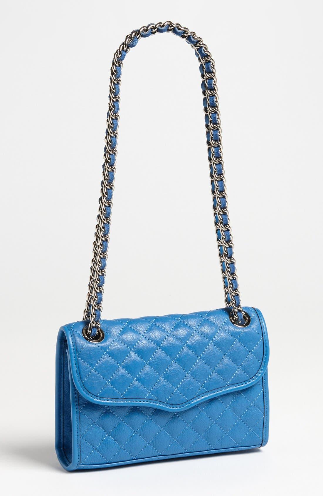 Main Image - Rebecca Minkoff 'Quilted Mini Affair' Convertible Crossbody Bag