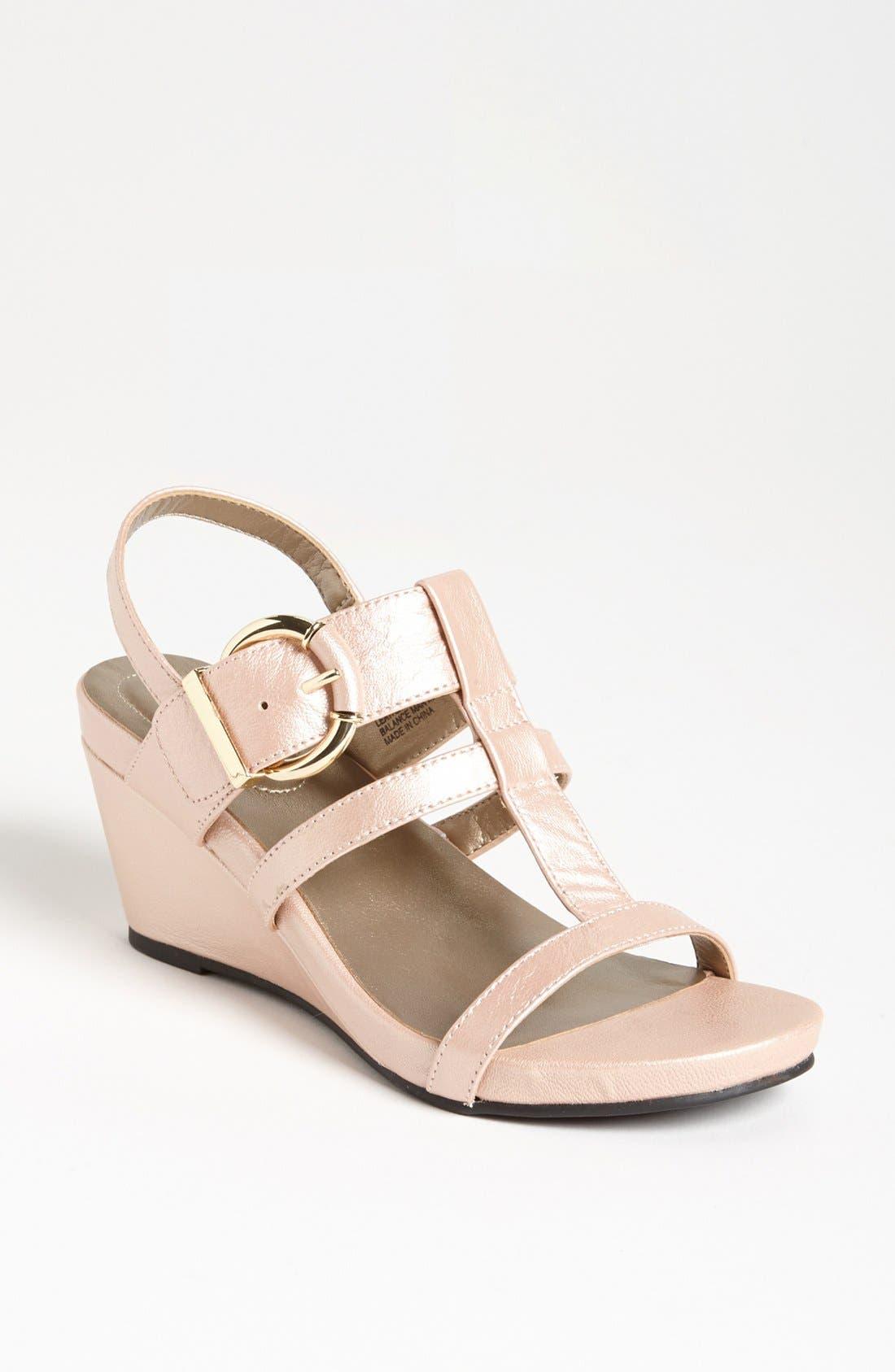 Alternate Image 1 Selected - Me Too 'Helena' Sandal