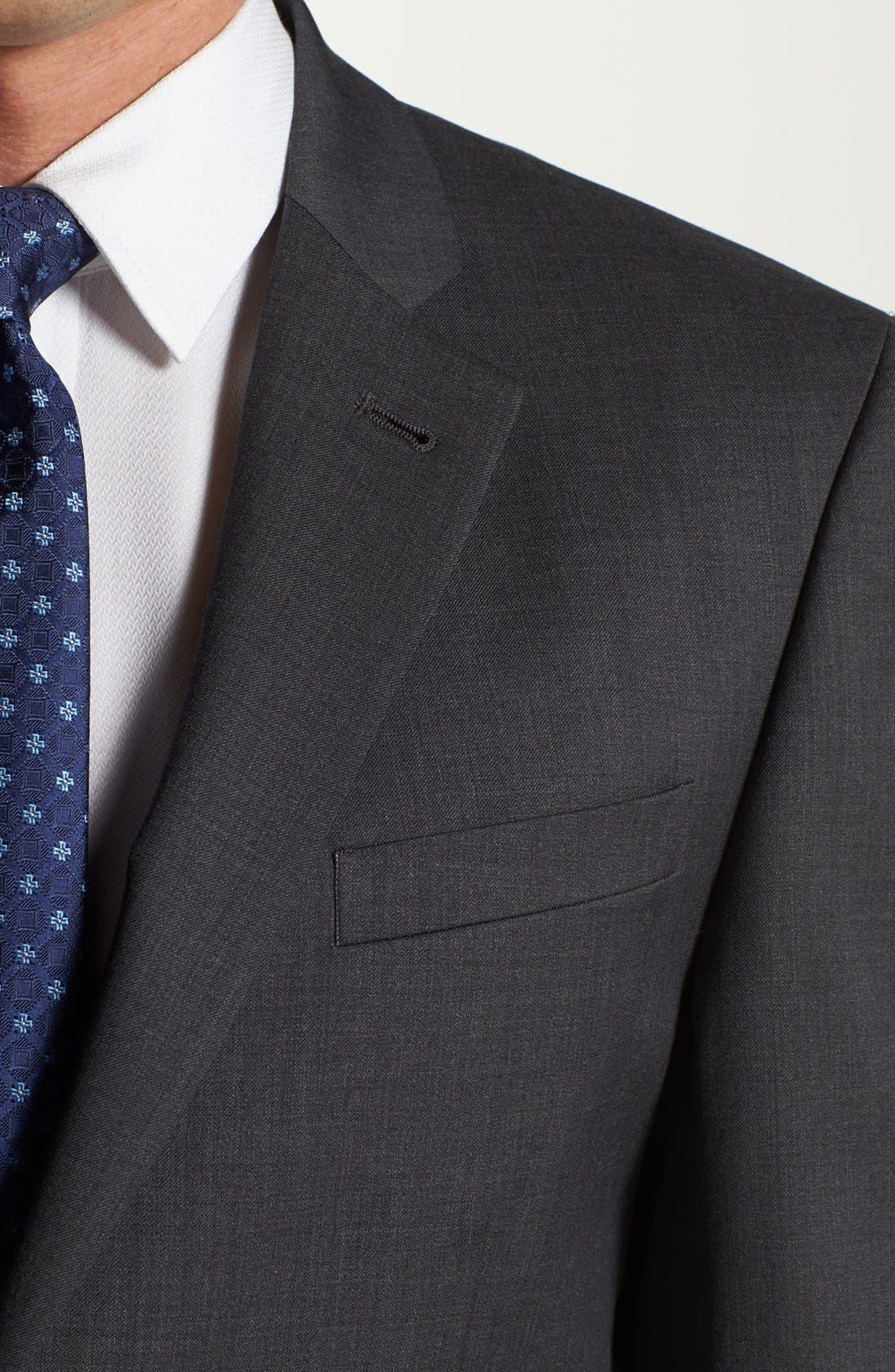 Alternate Image 2  - John Varvatos Star USA 'Loft' Trim Fit Sportcoat