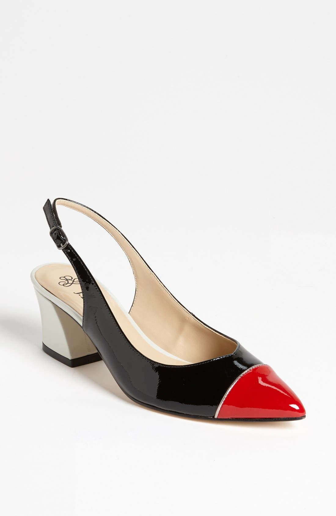 Alternate Image 1 Selected - J. Reneé 'Sophie' Pump