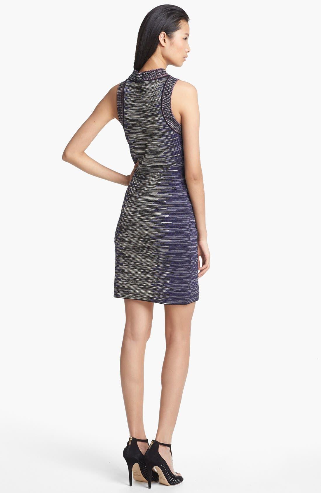 Alternate Image 2  - M Missoni Space Dye Scuba Dress