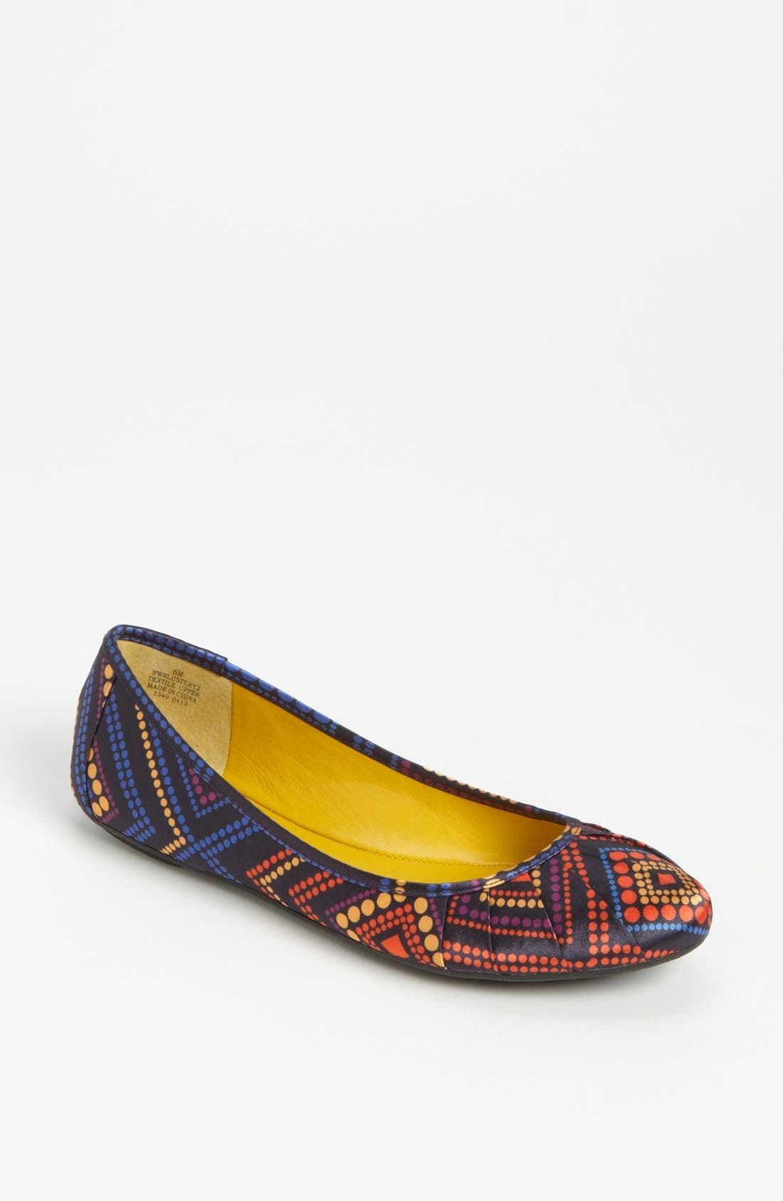 Alternate Image 1 Selected - Nine West 'Blustery' Flat (Online Only)