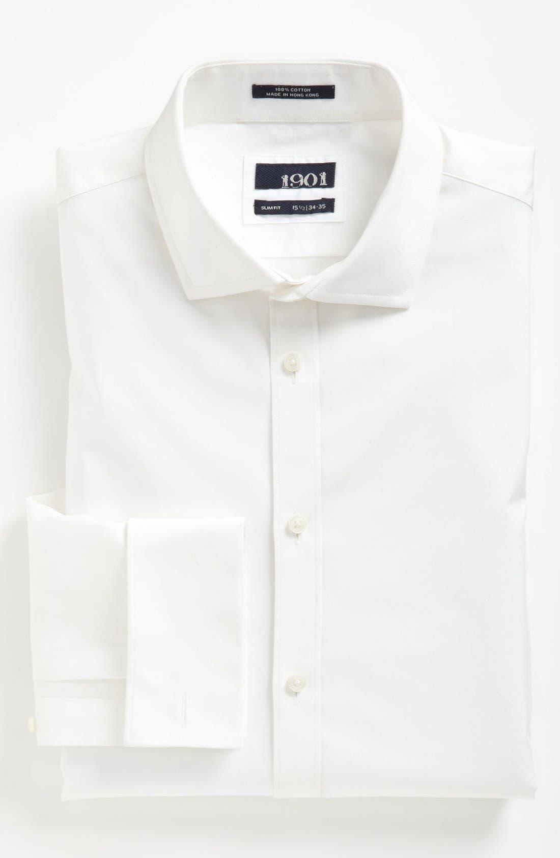 Alternate Image 1 Selected - 1901 Dress Shirt & Gitman Tie
