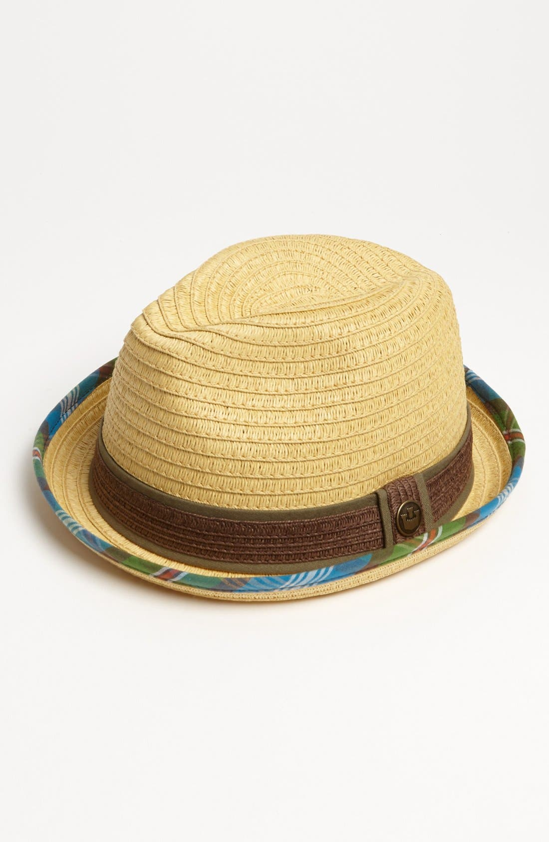 Alternate Image 1 Selected - Goorin Brothers 'Mahi Mahi' Straw Trilby