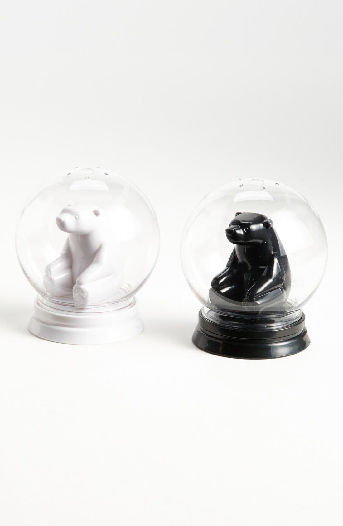 Alternate Image 1 Selected - Snow Globe Salt & Pepper Shakers