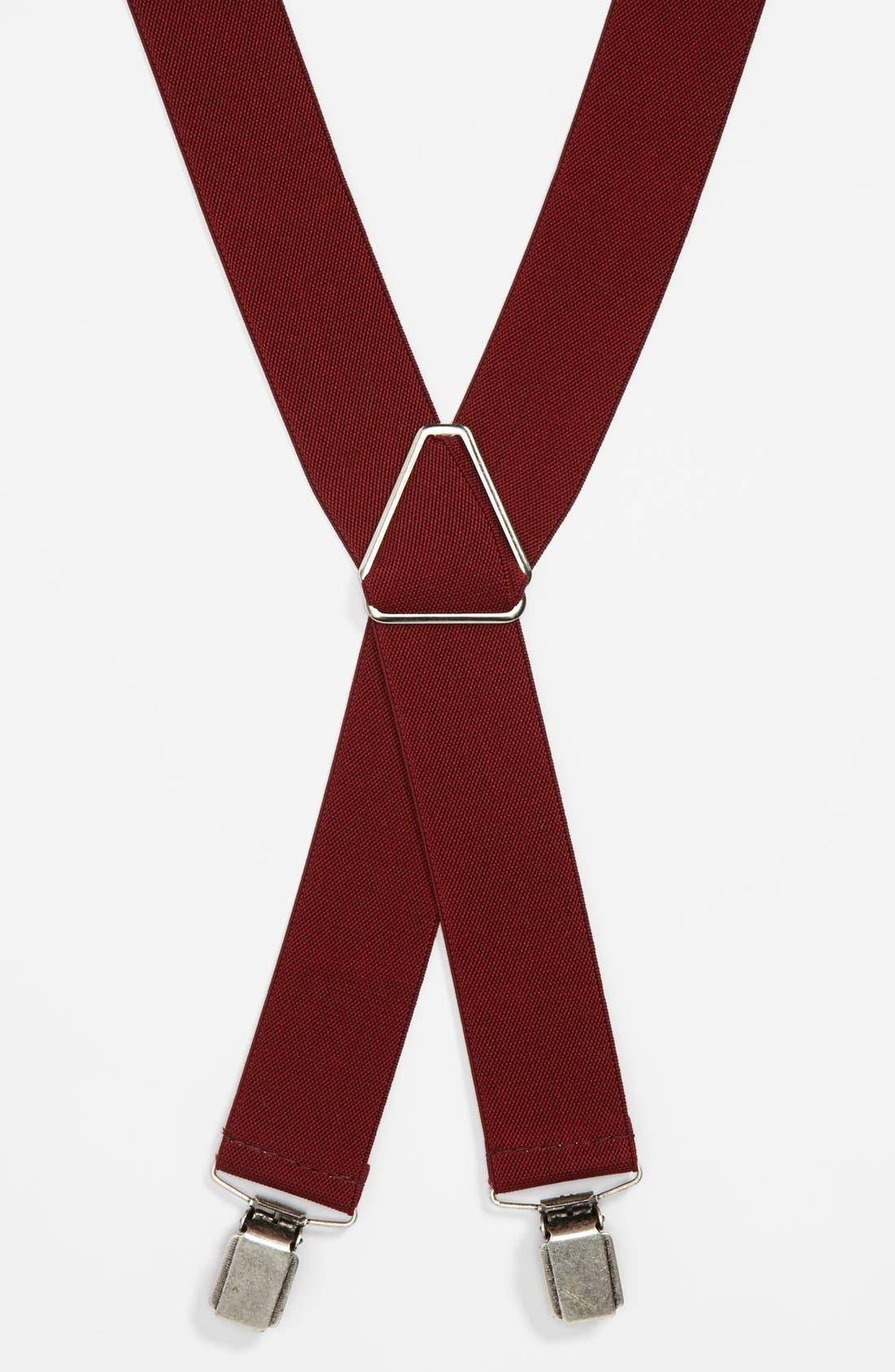 Alternate Image 1 Selected - Topman Vintage Suspenders