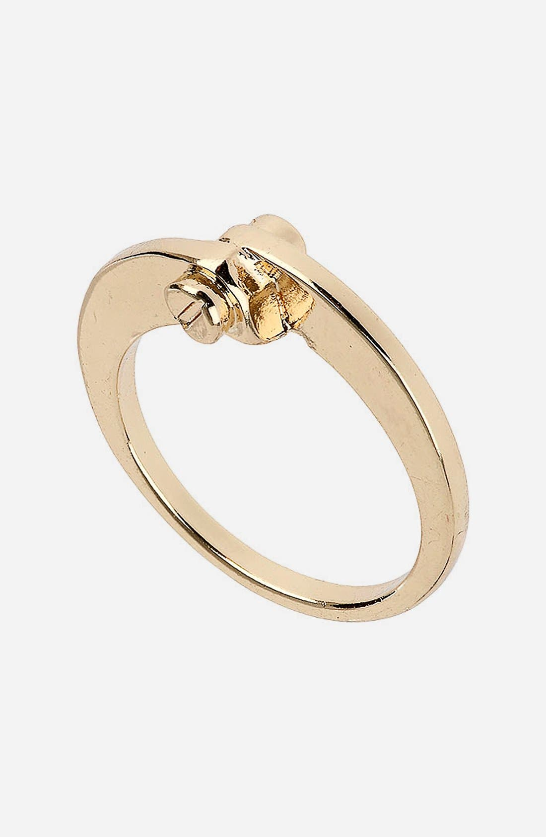 Alternate Image 1 Selected - Topman Bolt Ring