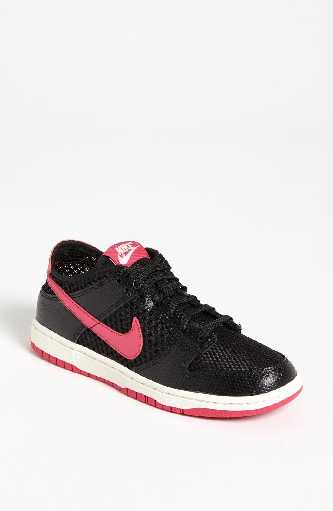 Alternate Image 1 Selected - Nike 'Dunk Low' Sneaker (Women)