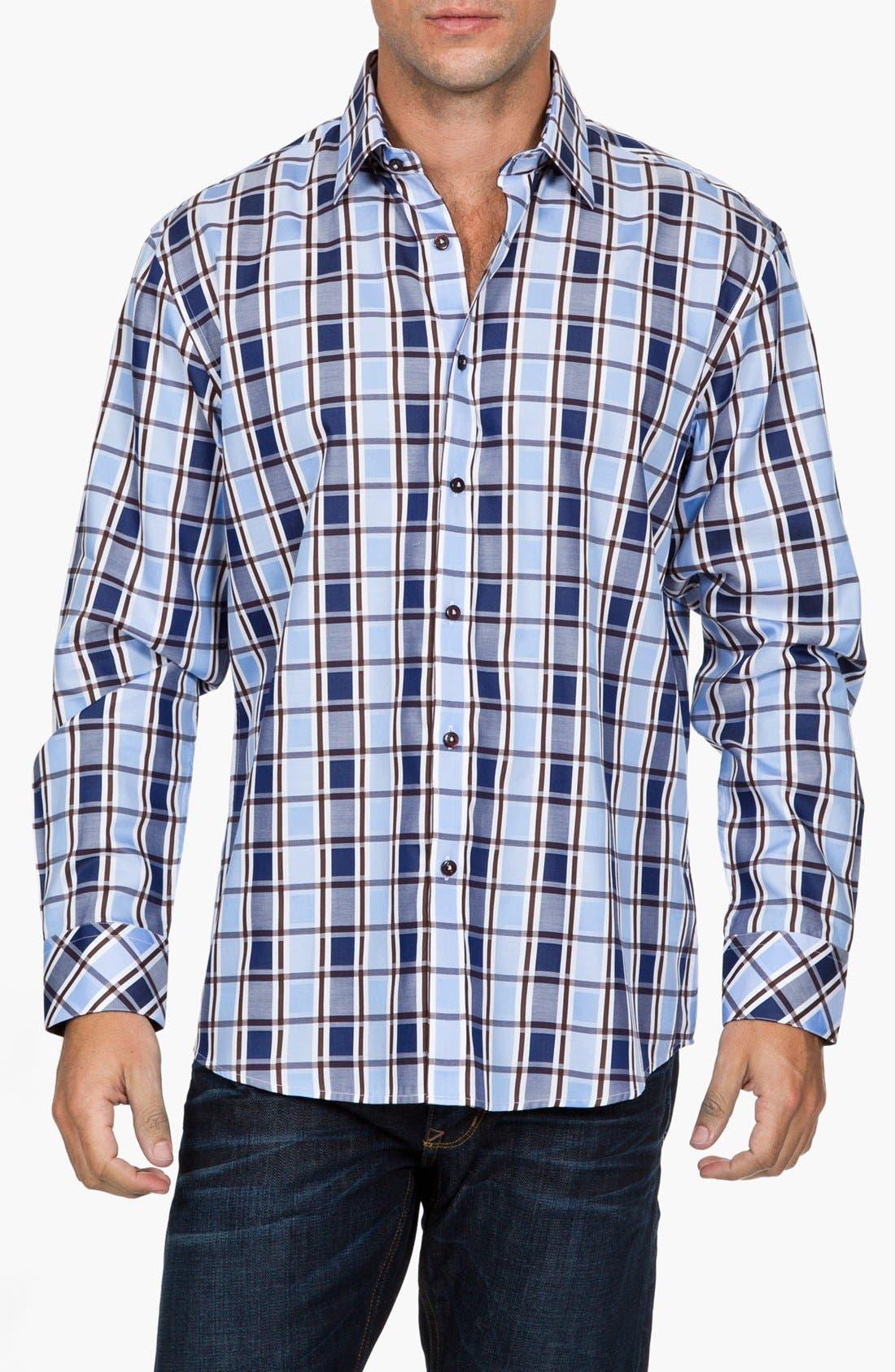 Alternate Image 1 Selected - Zagiri Regular Fit Sport Shirt