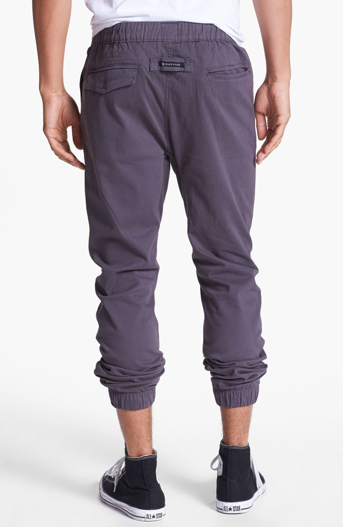 Alternate Image 2  - ZANEROBE 'Sureshot' Slim Tapered Leg Jogger Pants
