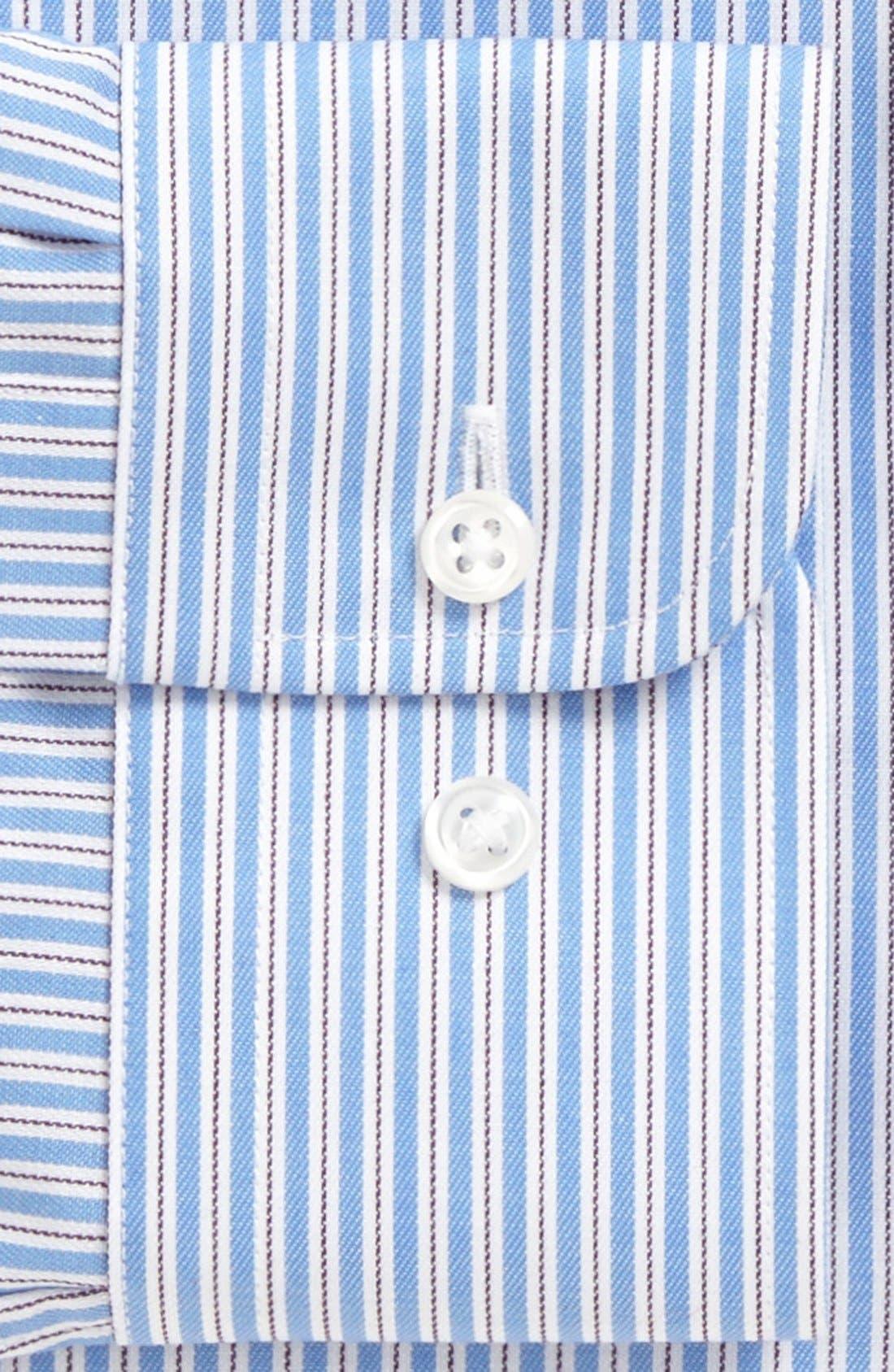 Alternate Image 2  - Nordstrom Trim Fit Dress Shirt