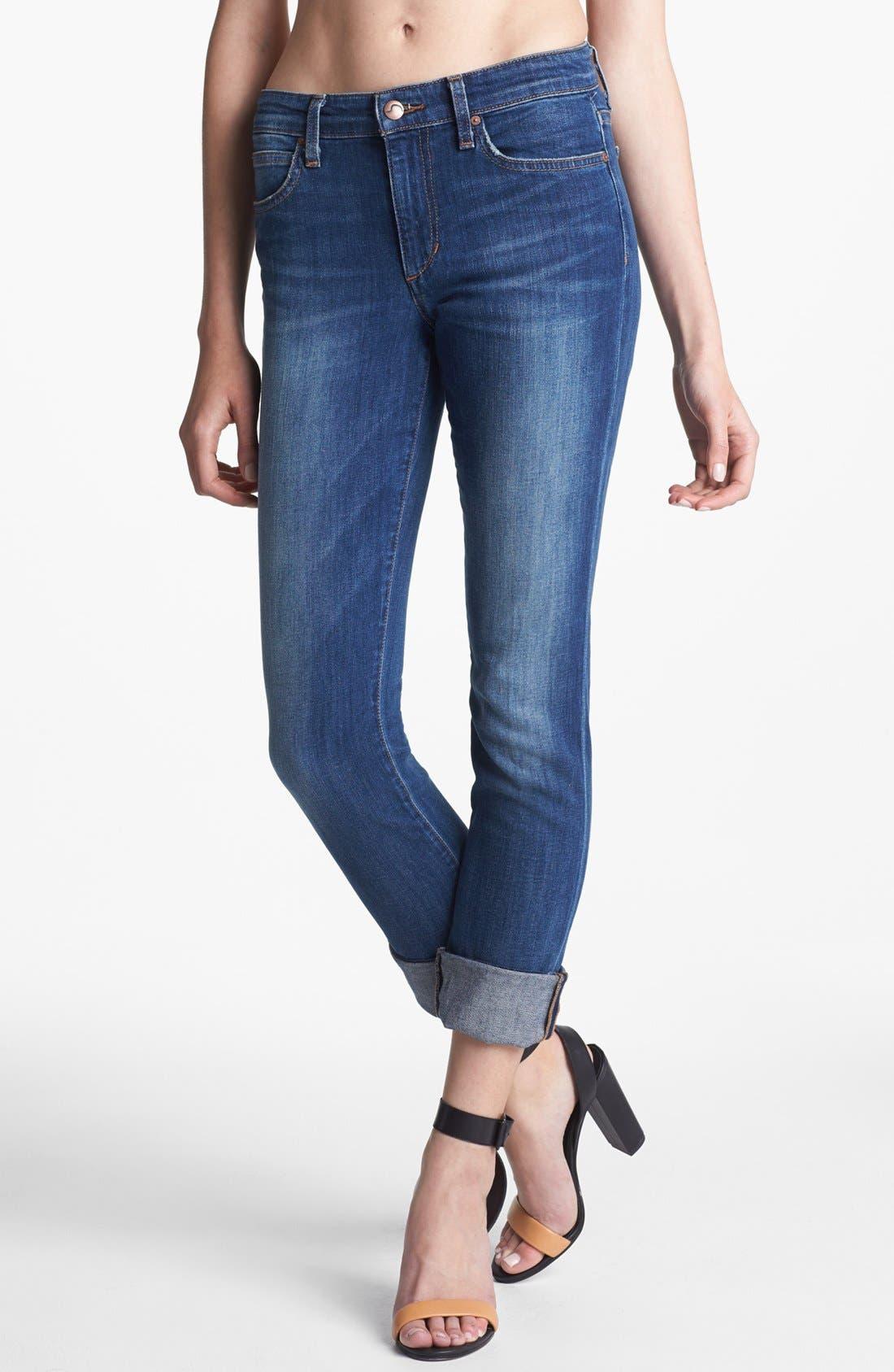 Main Image - Joe's Cuff Crop Jeans (Melodie)