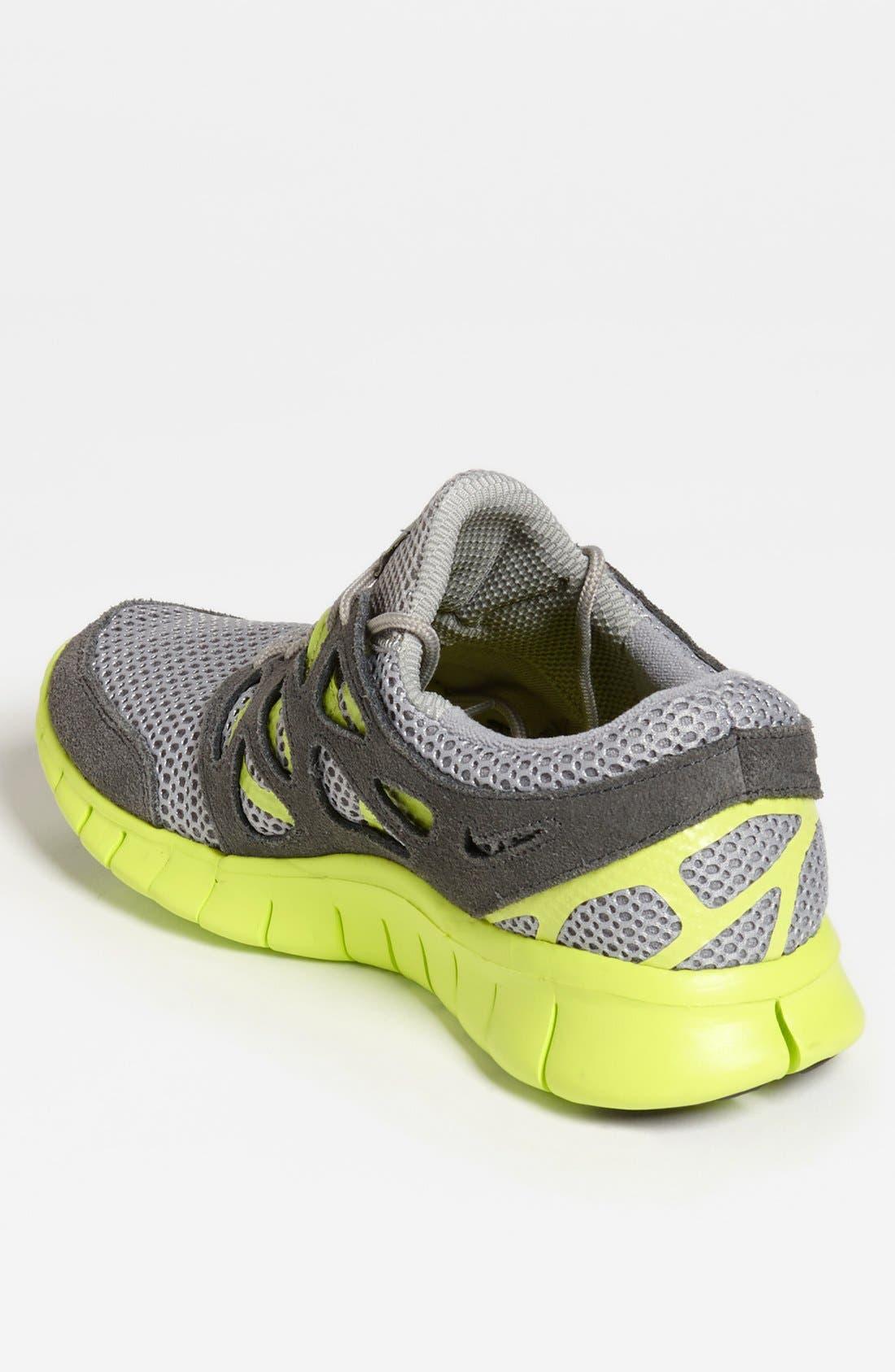 Alternate Image 2  - Nike 'Free Run+ 2 EXT' Running Shoe (Men)