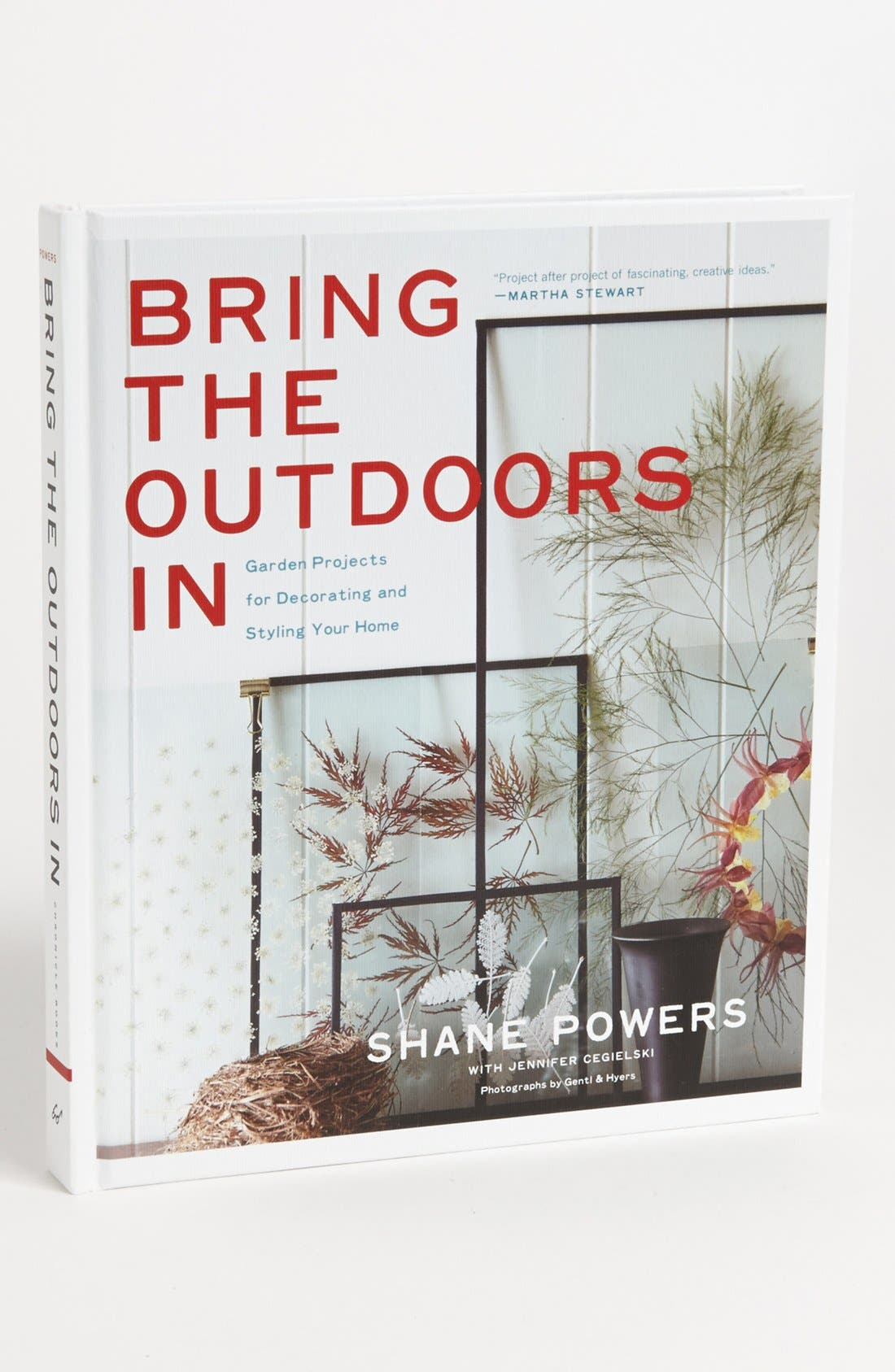 Main Image - 'Bring the Outdoors in: Garden Projects for Decorating & Styling Your Home' Book