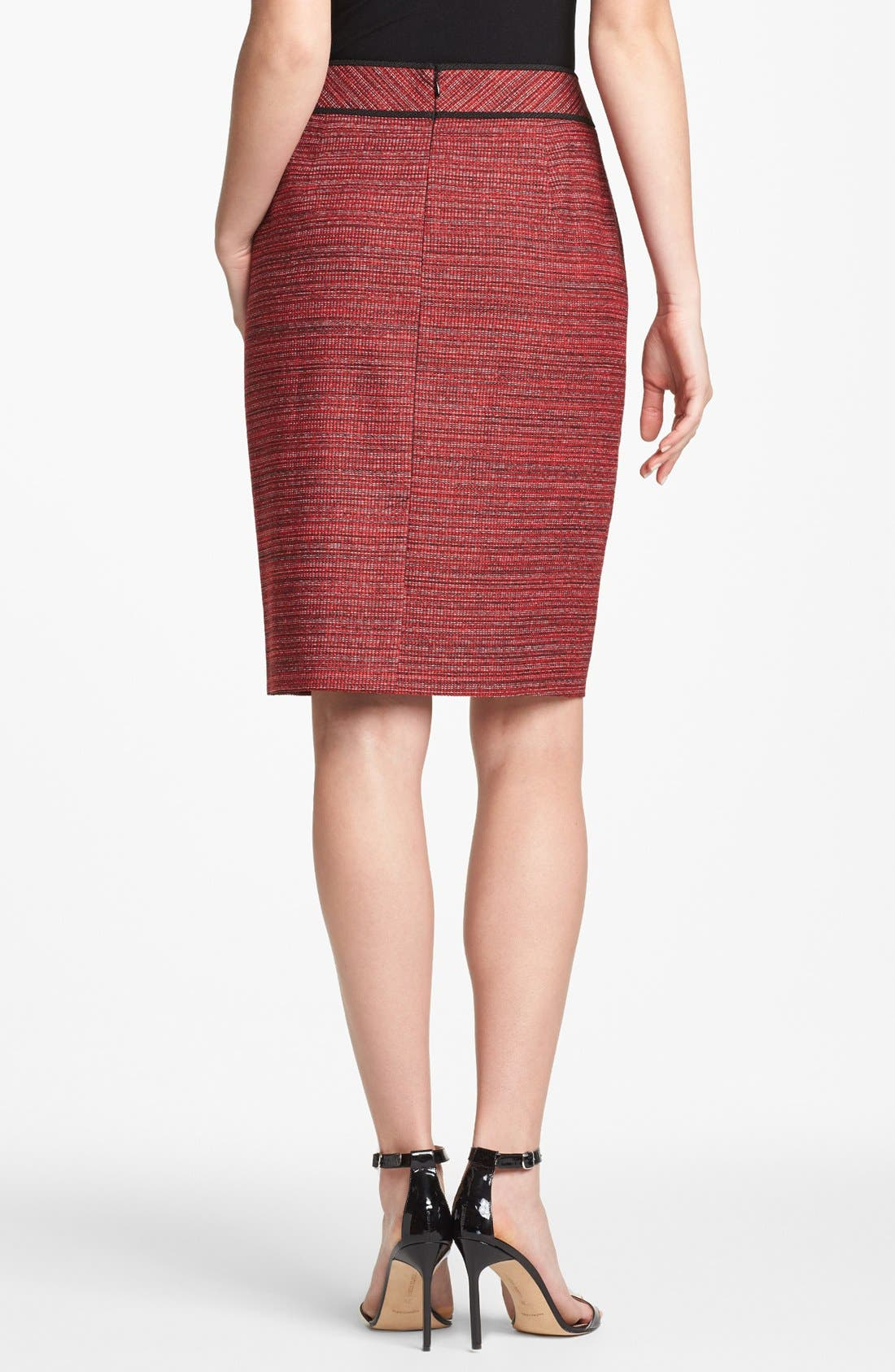 Alternate Image 2  - Classiques Entier® 'Zola' Tweed Skirt