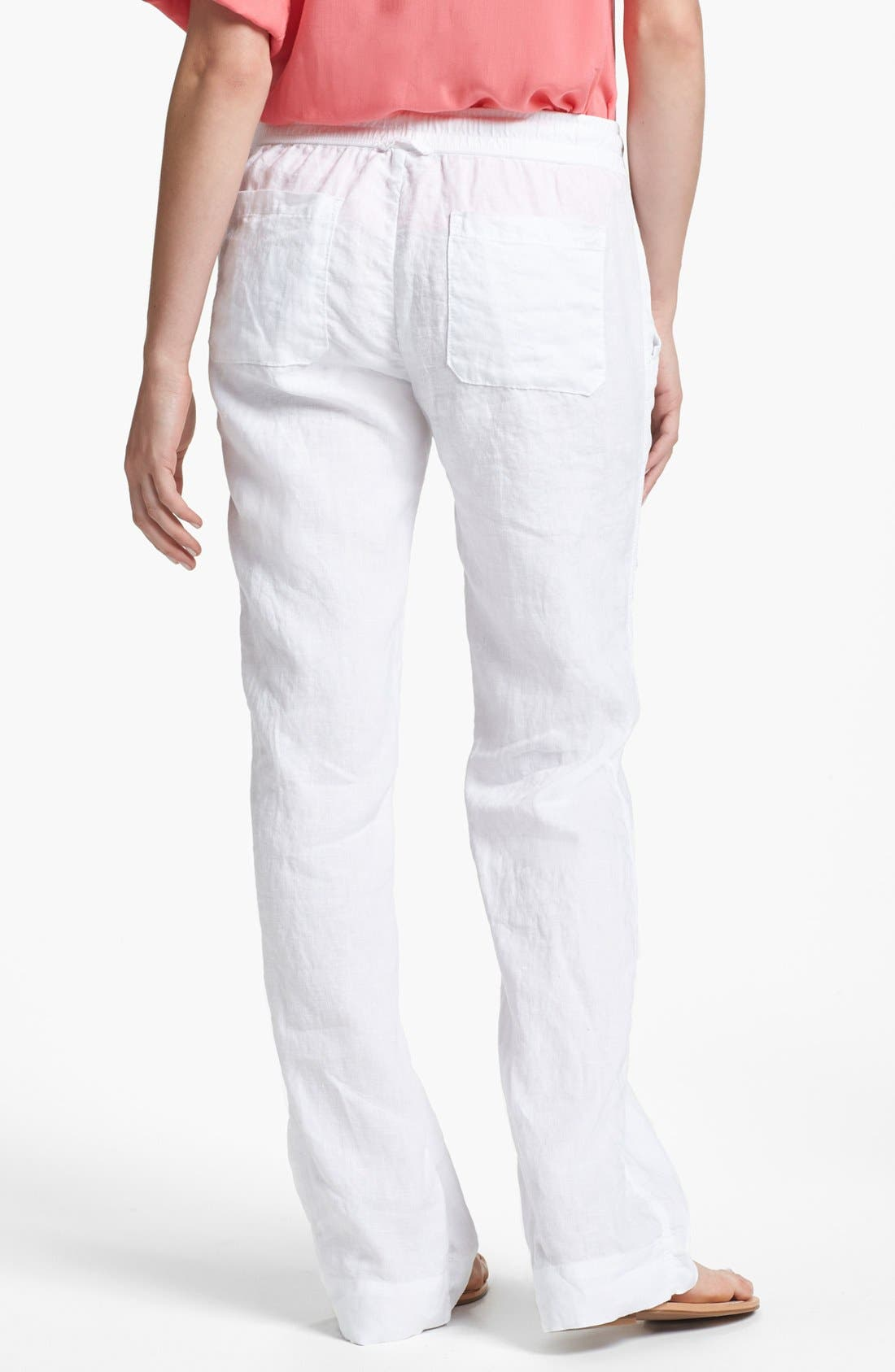 Alternate Image 2  - James Perse Linen Pants