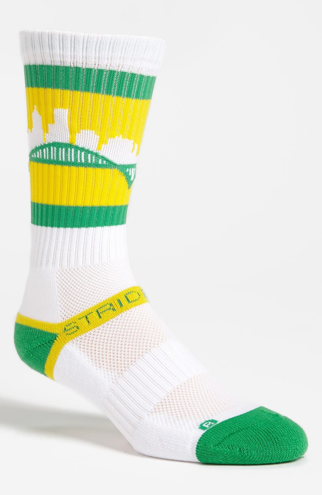 Alternate Image 1 Selected - STRIDELINE 'Portland' Socks