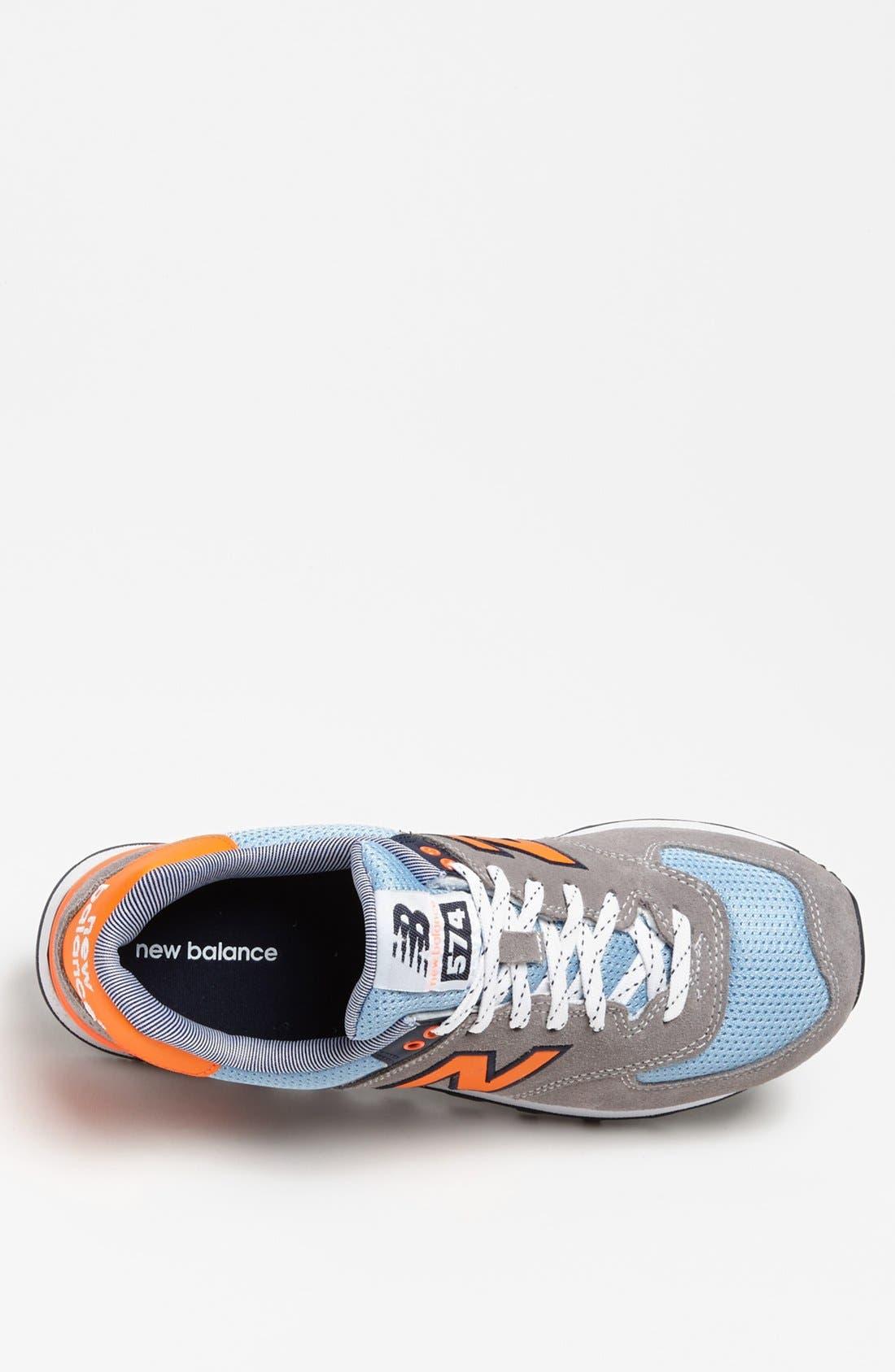 Alternate Image 3  - New Balance '574 Yacht Club' Sneaker (Men)