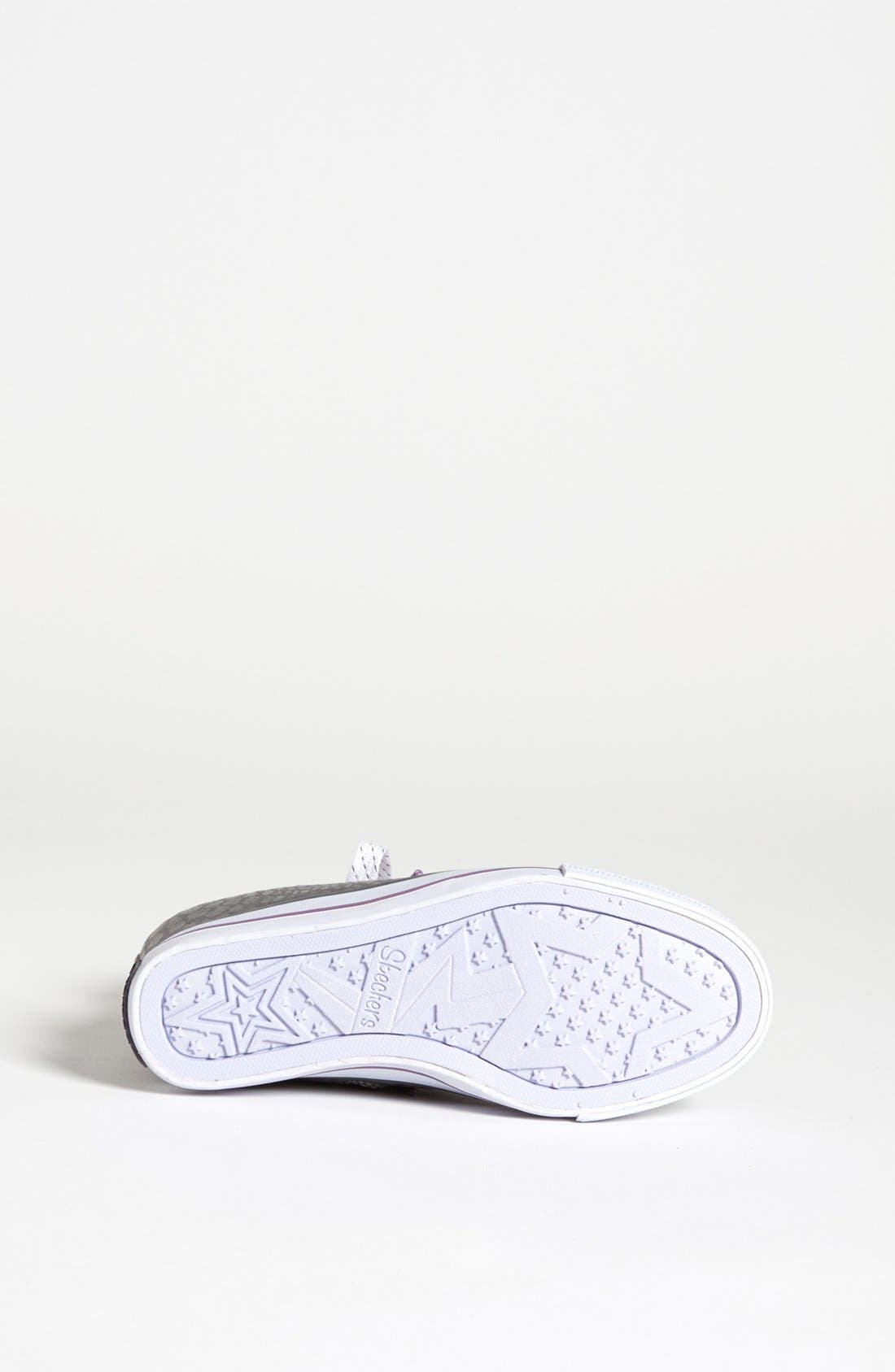 Alternate Image 4  - SKECHERS 'Gimme Wedge' Sneaker (Toddler, Little Kid & Big Kid)
