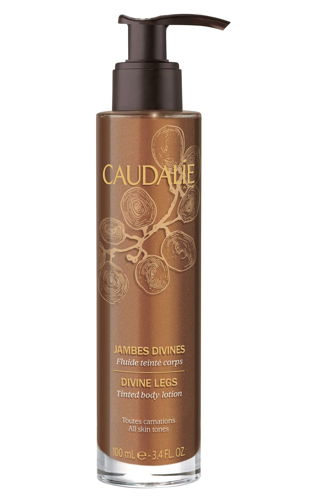 CAUDALÍE Divine Leg Tinted Body Lotion