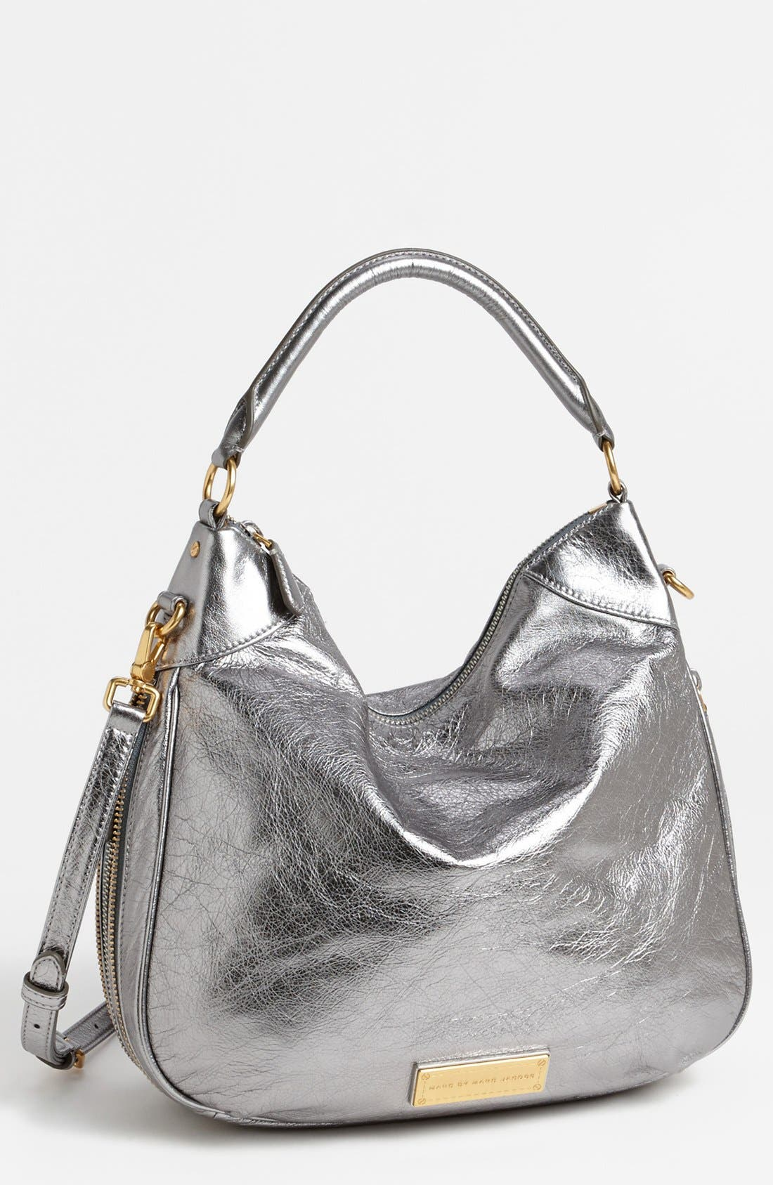 Main Image - MARC BY MARC JACOBS 'Washed Up - Billy' Leather Hobo