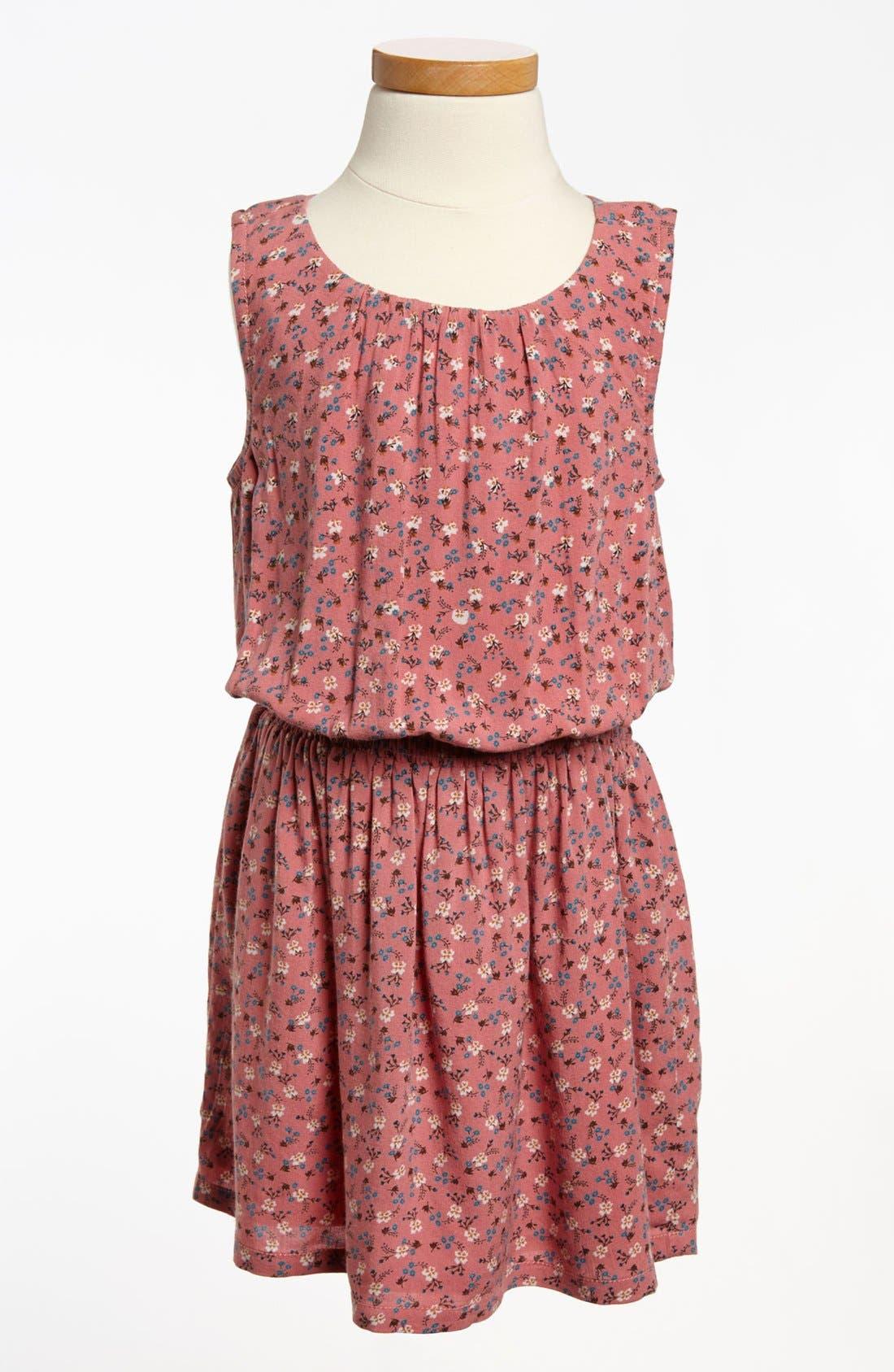 Main Image - Tucker + Tate 'Andrea' Dress (Little Girls & Big Girls)