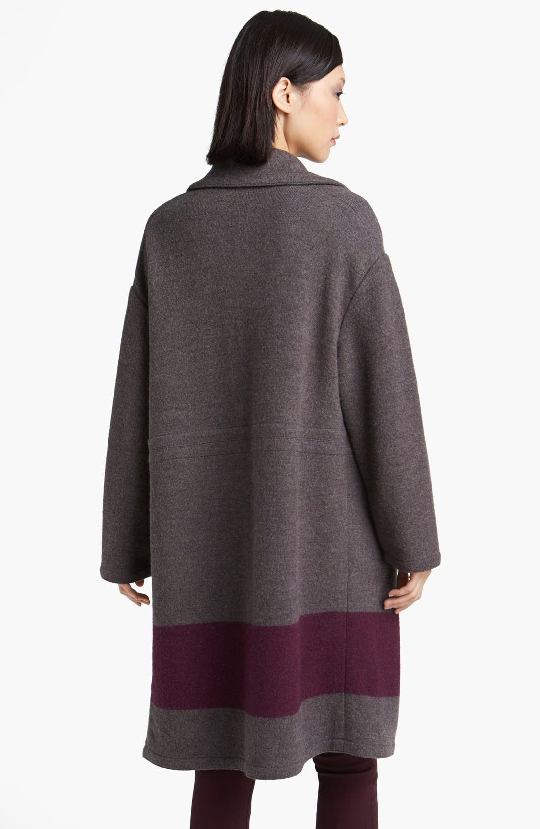 Alternate Image 2  - MARC BY MARC JACOBS 'Sam' Wool Sweater Coat