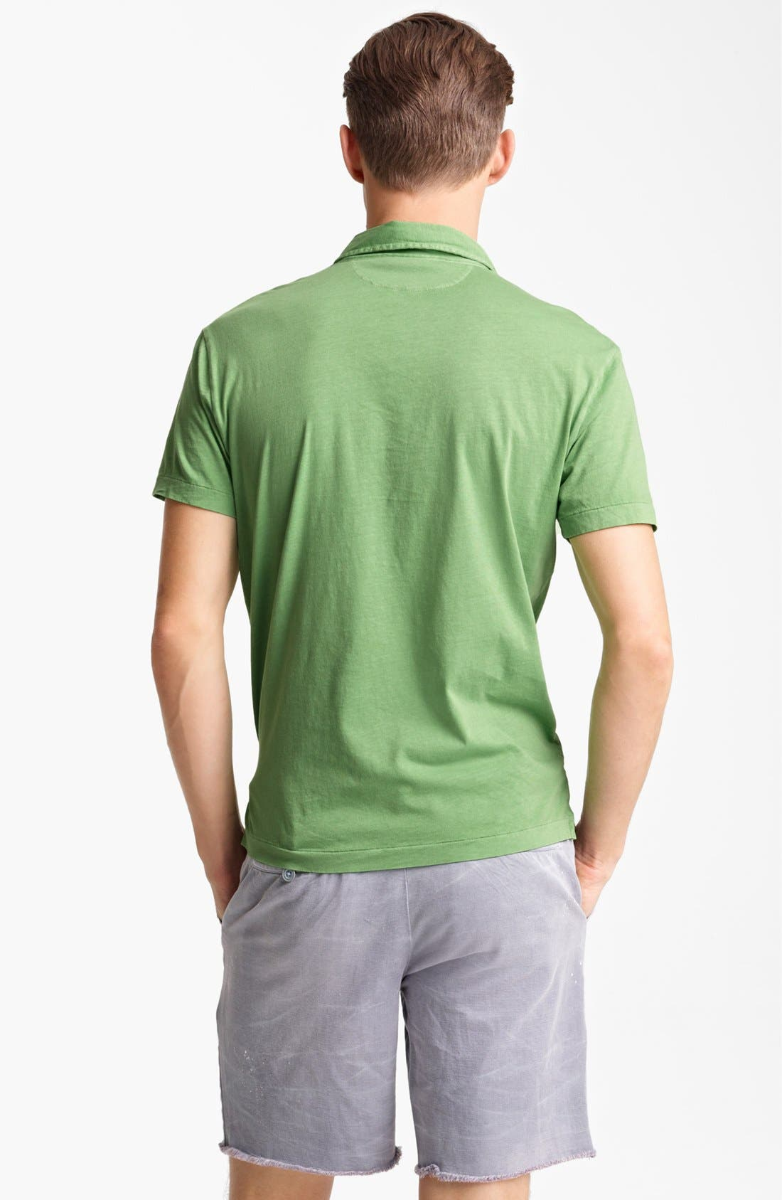 Alternate Image 2  - Polo Ralph Lauren Classic Fit Jersey Polo