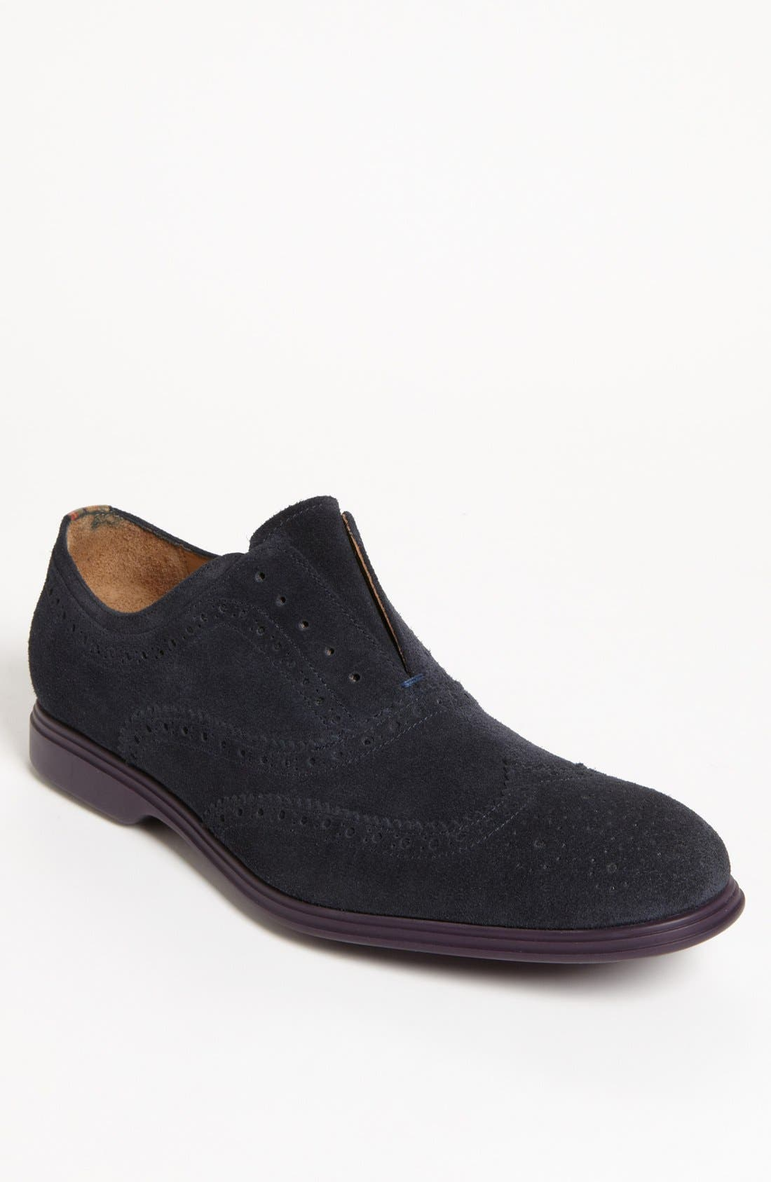 Alternate Image 1 Selected - Paul Smith 'Carson' Laceless Wingtip