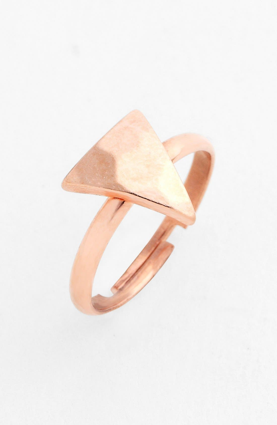 Main Image - Stephan & Co. Adjustable Midi Ring (Online Only)