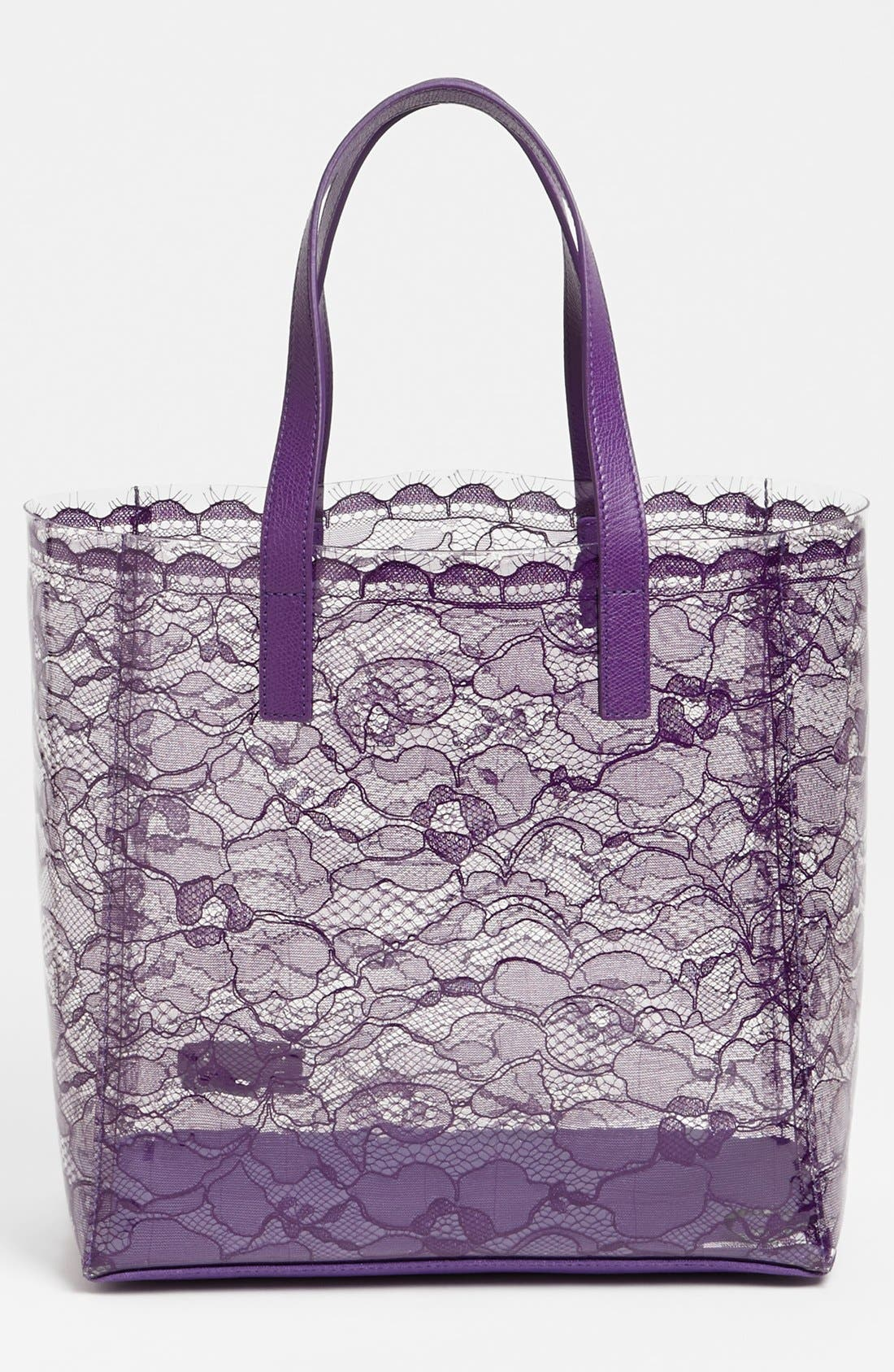 Alternate Image 4  - MARC BY MARC JACOBS 'Lace - Medium' Tote