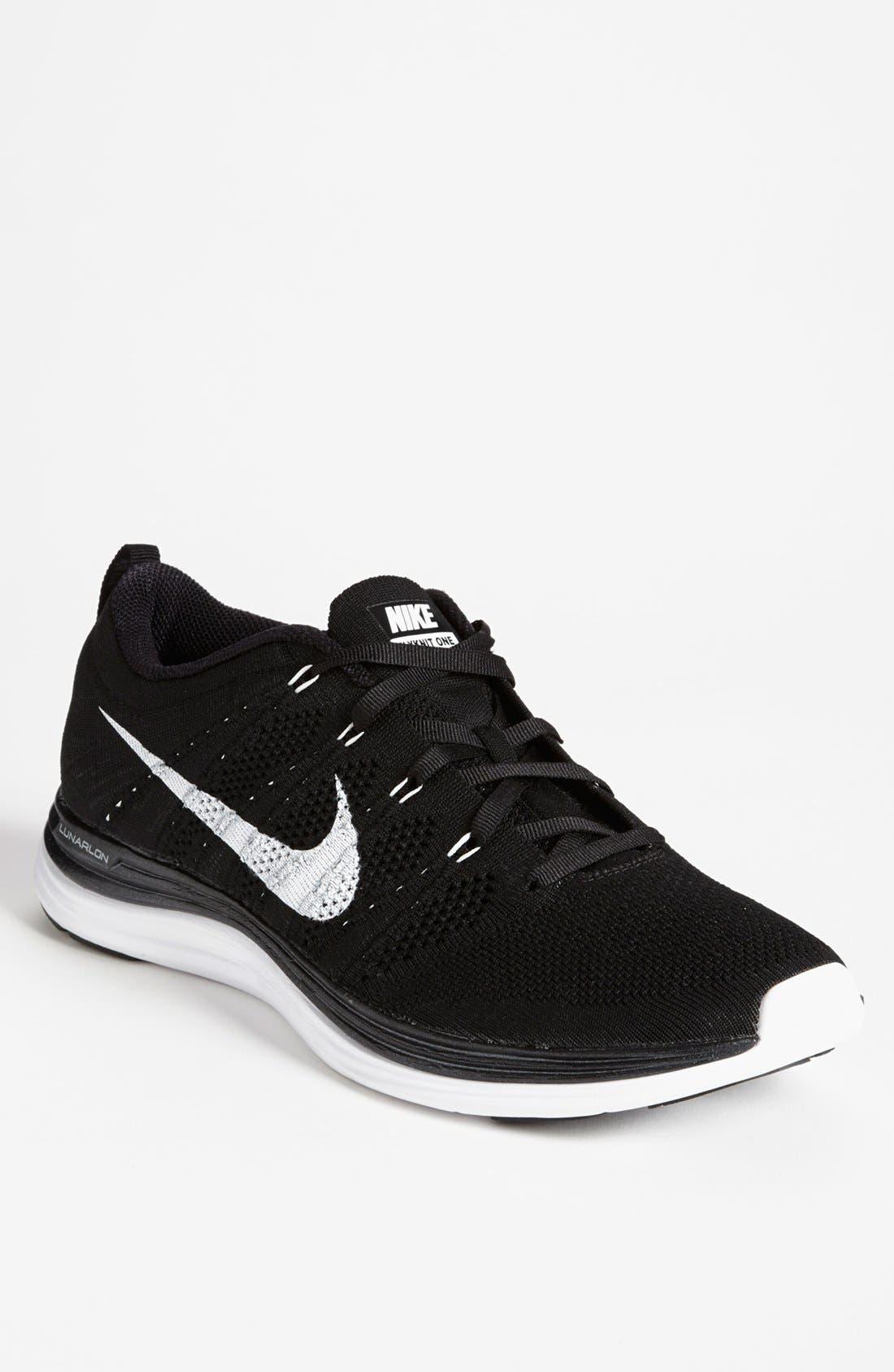 Alternate Image 1 Selected - Nike 'Flyknit Lunar1+' Running Shoe (Men)